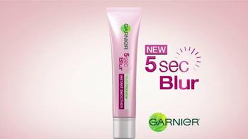 Garnier 5 Sec Blur TV Spot, 'Blur Away Flaws' - Thumbnail 4