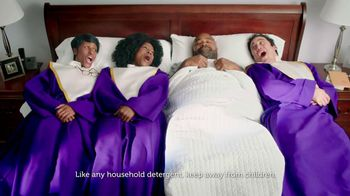 Gain Flings Detergent TV Spot, 'Music to Your Nose'