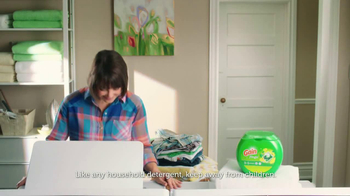 Gain Flings Detergent TV Spot, 'Music to Your Nose' - Thumbnail 2