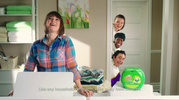 Gain Flings Detergent TV Spot, 'Music to Your Nose' - Thumbnail 3