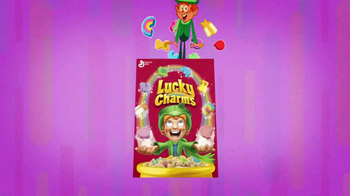 Lucky Charms TV Spot, '50 Years' Song by Pentatonix - Thumbnail 10