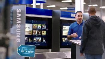 Best Buy TV Spot, 'Blue Shirt Beta: Carlos' - Thumbnail 1