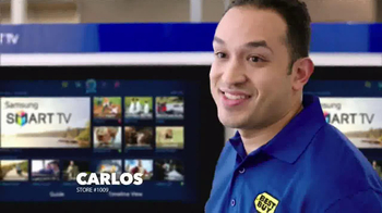 Best Buy TV Spot, 'Blue Shirt Beta: Carlos'