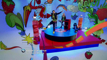 Aquafina FlavorSplash TV Spot, Song by Austin Mahone - Thumbnail 9
