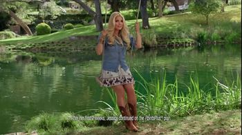 Weight Watchers Simple Start TV Spot, 'Swing' Featuring Jessica SImpson - 575 commercial airings