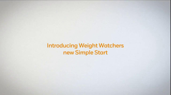 Weight Watchers Simple Start TV Spot, 'Swing' Featuring Jessica SImpson - Thumbnail 1