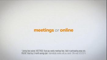 Weight Watchers Simple Start TV Spot, 'Swing' Featuring Jessica SImpson - Thumbnail 10
