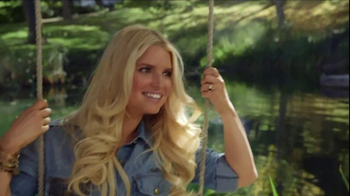 Weight Watchers Simple Start TV Spot, 'Swing' Featuring Jessica SImpson - Thumbnail 4