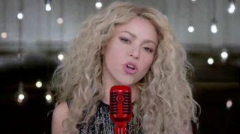Shakira, 'Shakira' TV Spot
