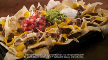 Taco Bell XXL Steak Nachos TV Spot, 'You are Not Kevin Love' Ft. Kevin Love - Thumbnail 9