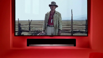Sonos Playbar TV Spot, 'Showdown' Song by N.A.S.A. Ft. Karen O - Thumbnail 4