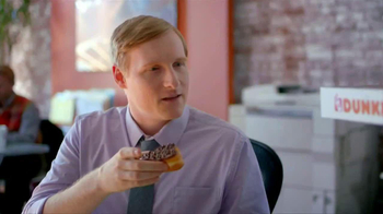 Dunkin' Donuts Cookie Donuts TV Spot - Thumbnail 5