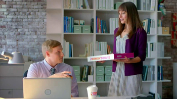 Dunkin' Donuts Cookie Donuts TV Spot - Thumbnail 6