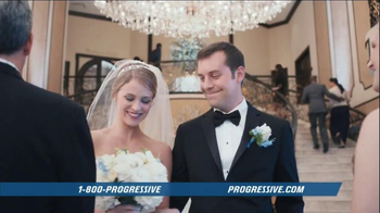 Progressive TV Spot, 'Wedding' - Thumbnail 3