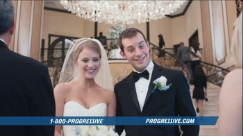 Progressive TV Spot, \'Wedding\'