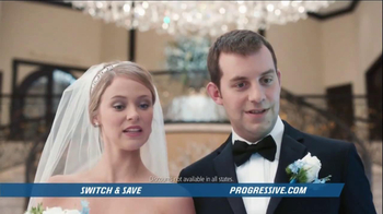 Progressive TV Spot, 'Wedding' - Thumbnail 5