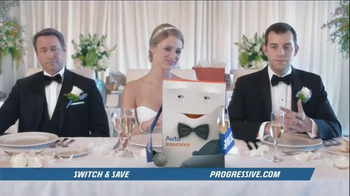 Progressive TV Spot, 'Wedding' - Thumbnail 6