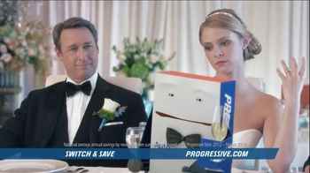 Progressive TV Spot, 'Wedding' - Thumbnail 8