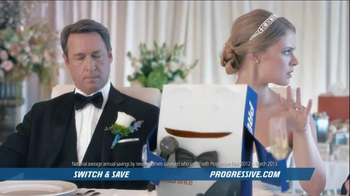 Progressive TV Spot, 'Wedding' - Thumbnail 9