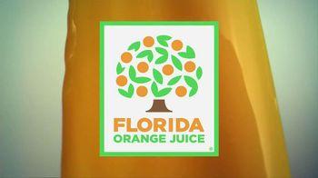 Florida Orange Juice TV Spot, 'Orangerfall'