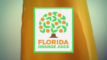 Florida Orange Juice TV Spot, 'Orangerfall'