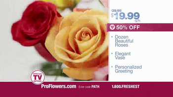 ProFlowers TV Spot, 'Not Too Late' - Thumbnail 3