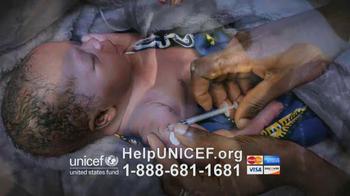 UNICEF TV Spot, 'It's Happening' Featuring Alyssa Milano - Thumbnail 7