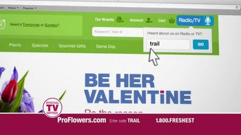 ProFlowers TV Spot, 'Valentine's Day 2014' - Thumbnail 6