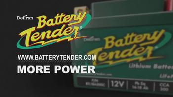 Battery Tender TV Spot, 'Maximize Potential' - Thumbnail 9