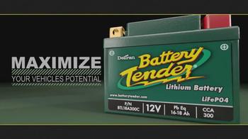 Battery Tender TV Spot, 'Maximize Potential' - Thumbnail 1