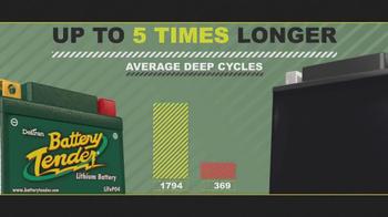 Battery Tender TV Spot, 'Maximize Potential' - Thumbnail 8