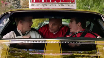 Papa John's TV Spot, 'Locked Time Machine' Featuring Peyton Manning