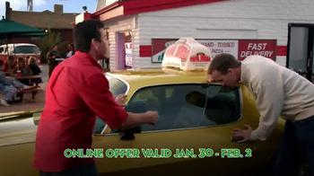 Papa John's TV Spot, 'Locked Time Machine' Featuring Peyton Manning - Thumbnail 2