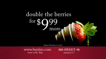 Shari's Berries TV Spot, 'Amazing Valentine's Gift'