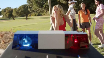 TaylorMade TV Spot, 'Introducing the Speed Police'