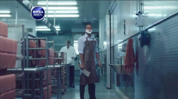 Nivea Men Sensitive Shaving Gel TV Spot, 'Not Just the Blade' - Thumbnail 2