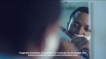 Nivea Men Sensitive Shaving Gel TV Spot, 'Not Just the Blade' - Thumbnail 5