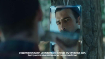 Nivea Men Sensitive Shaving Gel TV Spot, 'Not Just the Blade' - Thumbnail 6