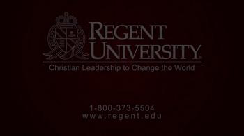 Regent University TV Spot, 'Helping Women' - Thumbnail 1