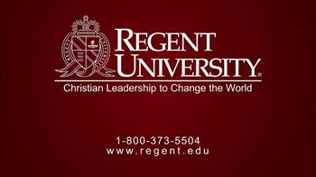 Regent University TV Spot, 'Helping Women' - Thumbnail 2