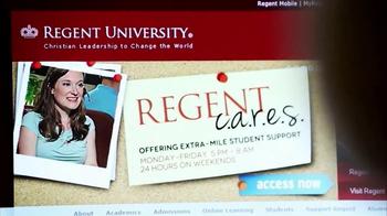 Regent University TV Spot, 'Helping Women' - Thumbnail 5
