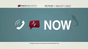 Injury Helpline TV Spot, 'Serious Accident' - Thumbnail 5