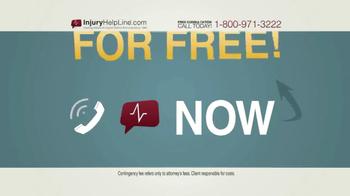 Injury Helpline TV Spot, 'Serious Accident' - Thumbnail 6