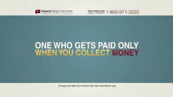 Injury Helpline TV Spot, 'Serious Accident' - Thumbnail 7