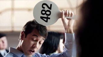 Selsun Blue Scalp Itch Treatment TV Spot, 'Auction' - 742 commercial airings