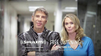 Sirius/XM Satellite Radio TV Spot, 'The Button' - Thumbnail 4