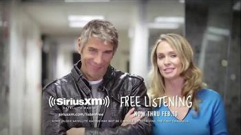 Sirius/XM Satellite Radio TV Spot, 'The Button' - Thumbnail 5