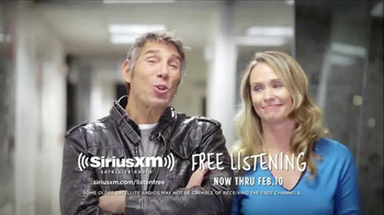 Sirius/XM Satellite Radio TV Spot, 'The Button' - Thumbnail 6
