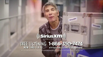 Sirius/XM Satellite Radio TV Spot, 'The Button' - Thumbnail 9