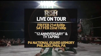 ROH Wrestling Supercard of Honor VIII TV Spot - Thumbnail 4